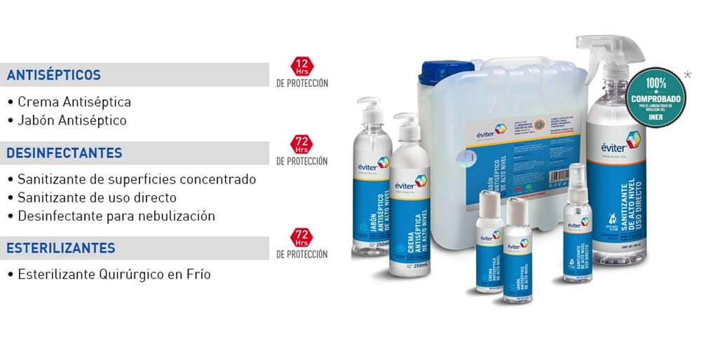 Éviter productos - Dental Alvarez